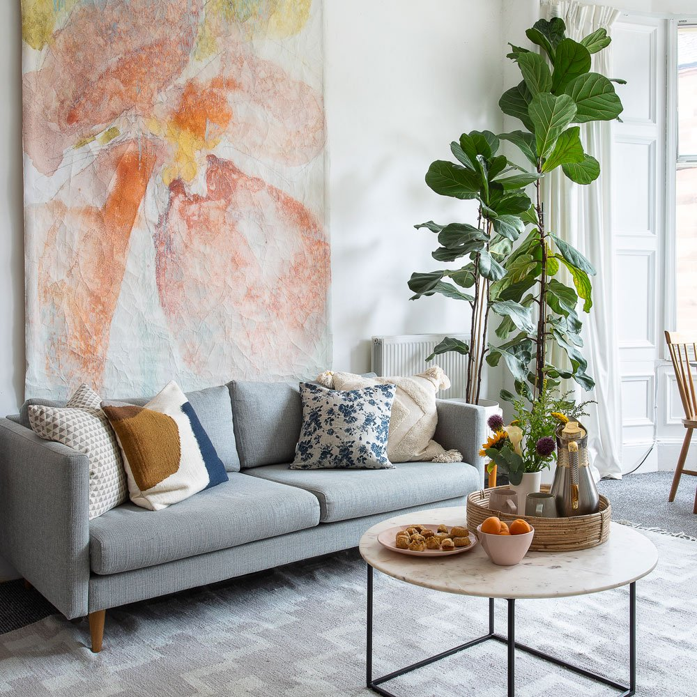 The living room trends that we'll be embracing next year
