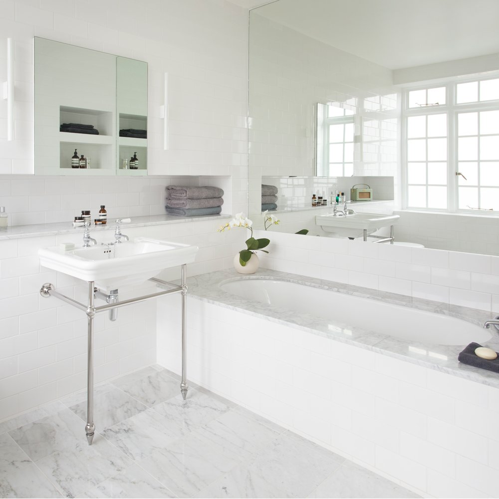 This bathroom material is guaranteed to sell your home quicker and add value