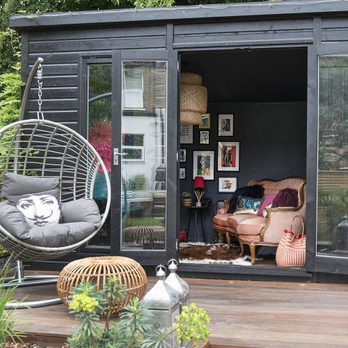 How to build a garden room – everything you need to know about planning and building a room in the garden