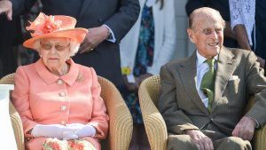 Queen shares rare photo of her and Prince Philip after his 'successful' heart operation