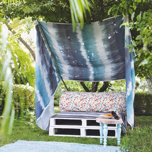 How to make pallet garden furniture on a budget – a step-by-step guide