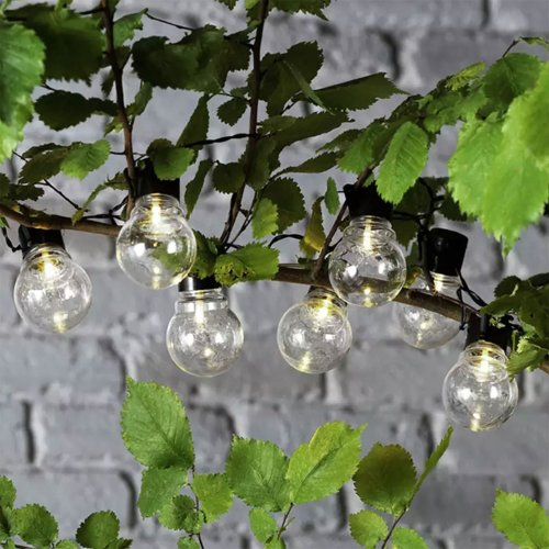 10 garden solar lights you can click & collect today – to brighten up your outdoor Easter celebrations