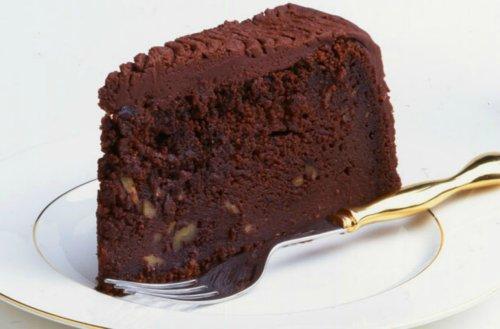 Chocolate, Coffee And Pecan Torte