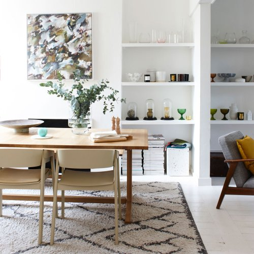 White dining room ideas – fresh schemes for everyday eating and entertaining
