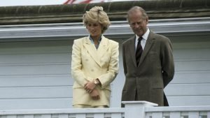 Prince Philip's close bond with Princess Diana is revealed in letters they shared