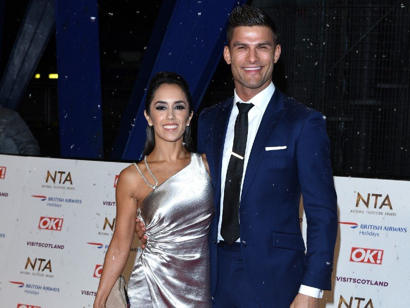 Janette Manrara and Alijaz Skorjanec reveal 'Strictly saved our marriage'