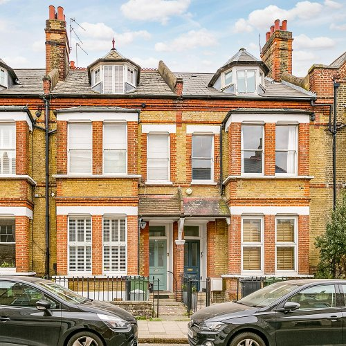 5 clever space-saving tips to steal from this converted period flat in London
