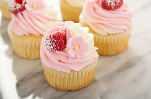 School Fete Cupcakes