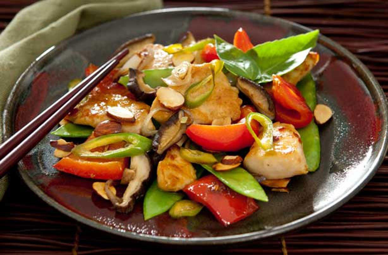 Chicken Stir-fry