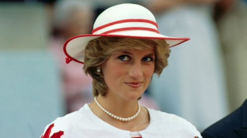 When was Princess Diana born and who were her parents?