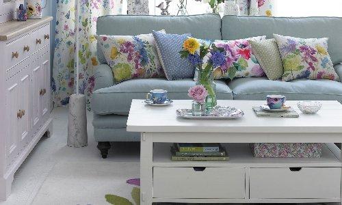 Duck egg living room ideas to help you create a beautiful scheme