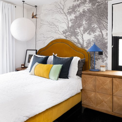 Bedroom wallpaper ideas – 21 ways with feature walls to ensure a stylish sleep space