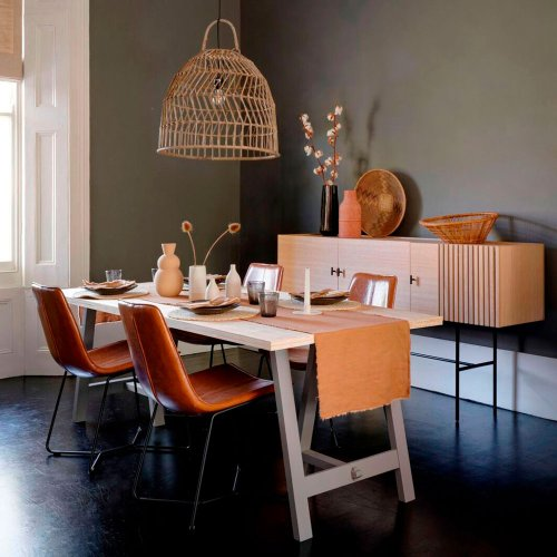 Grey dining room ideas – for an easy-going look to effortlessly captivate