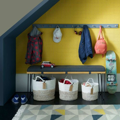Maximise your small hallway with these simple decorating tricks