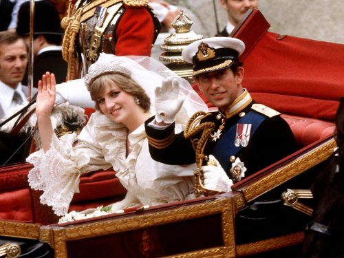 Where did Prince Charles and Princess Diana get married?
