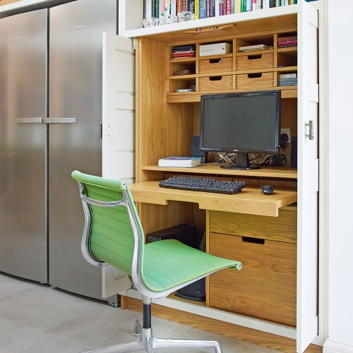 Say hello to the 'cloffice' – the latest space-saving working from home trend