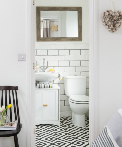 Cloakroom ideas that make the most of your small space and downstairs toilet