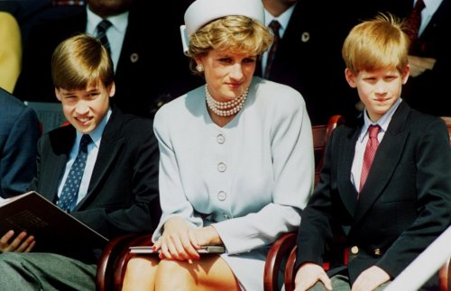Prince William was 'livid' with Princess Diana over decision that got him mocked at school