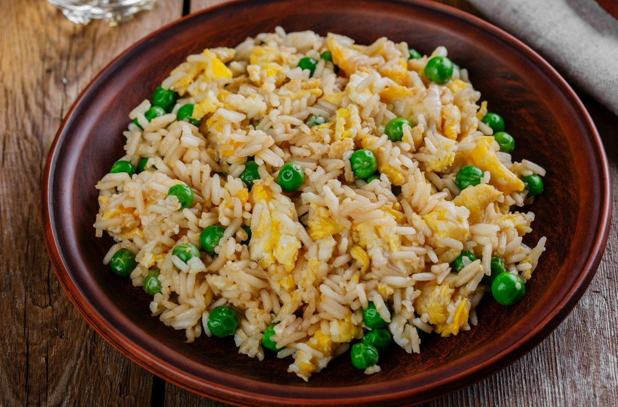 Slimming World's Special Egg Fried Rice