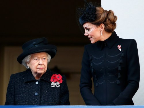 Kate Middleton opened up to the Queen about biggest parenting struggles