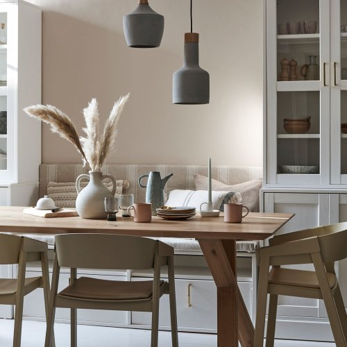 Neutral dining room ideas – for stylishly understated fine dining