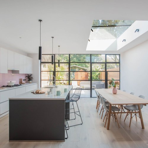 Kitchen extension ideas – to maximise the potential of your extended space