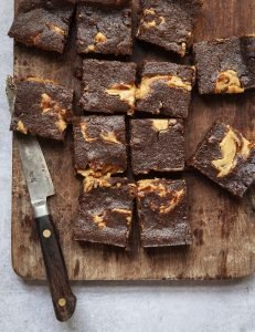 Hairy Bikers' dairy-free vegan brownies