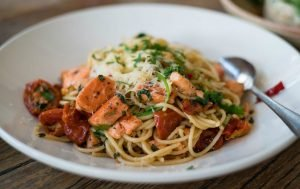 Our best salmon pasta recipes
