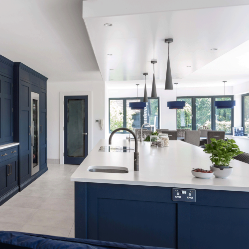 Kelly Hoppen reveals the one thing that is missing from your open-plan living space