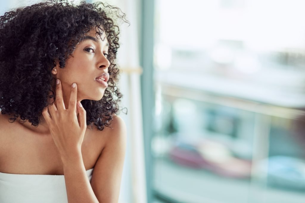 How to get rid of spots and what spots on different areas of your face mean