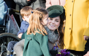 The one royal tradition that Kate Middleton was 'hesitant' for Princess Charlotte to take up