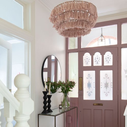 Hallway lighting ideas – that integrate ambient, decorative and task lighting