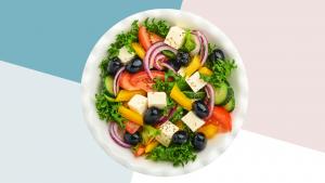 Mediterranean diet food list and 7-day meal plan