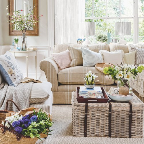 10 easy ideas to redecorate homes – without spending a penny!