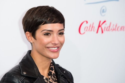 Frankie Bridge sparks parenting debate with 'real' photo of her sons