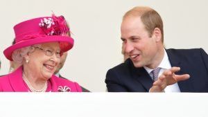 The Queen prepared young William to be king with weekly afternoon tea training sessions
