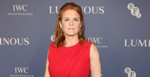 Sarah Ferguson urges people to 'be gentle' as she shares important mental health message