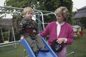 Prince Harry made a heartbreaking Mother's Day gesture to Princess Diana from America