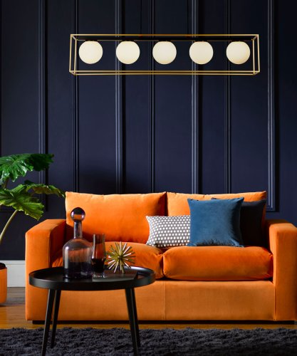 Blue living room ideas – 18 decorating schemes in shades from navy to duck egg