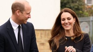 The sign William is 'always looking out' for Kate - even when he's 'hurting'