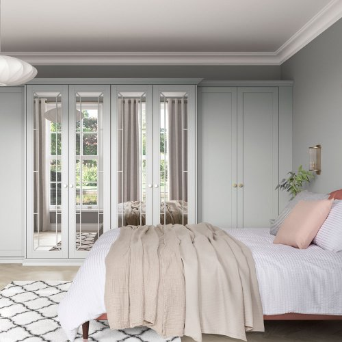 Fitted wardrobe ideas – for better organisation and space-saving in any bedroom