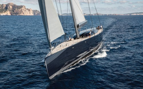 Ngoni for sale: Stunning sailing superyacht yours for £45m... - Yachting World
