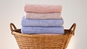 Why you should NEVER wash towels and tea towels together
