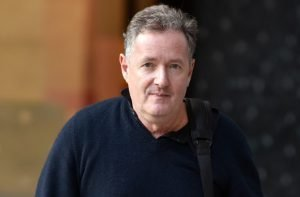 Piers Morgan 'grateful' to be alive after catching Covid at Wembley