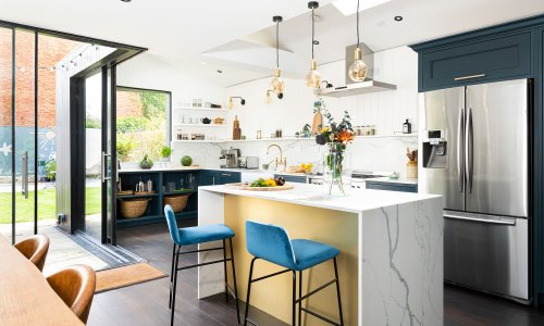 Reconfiguring this Victorian terrace proved challenging – but the results are amazing