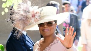 Harry and Meghan predicted to give Oprah Winfrey this incredible title