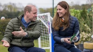 Kate made the ultimate career sacrifice so she could study with William
