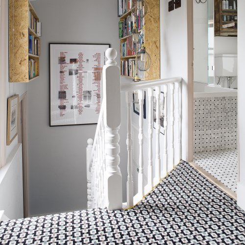 Staircase ideas – looks for your hallway to make a stylish stairway
