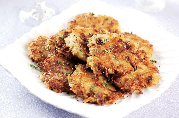 How to cook potato rosti