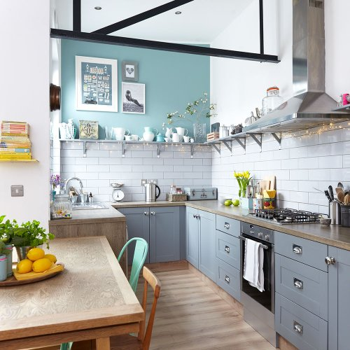 How to paint kitchen cabinets – repaint your cupboards and units to give them a new look on an budget